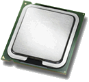 Picture of CPU